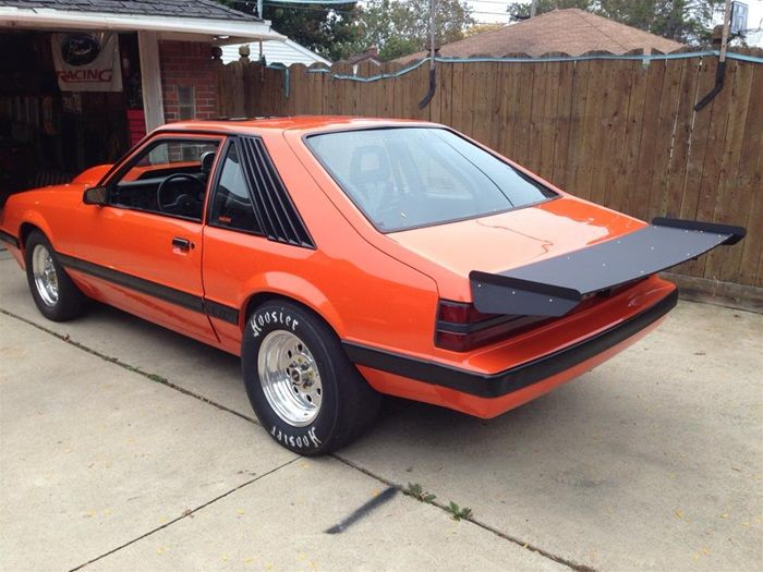 Secret's out: Team Z Motorpsorts' strutless wing gains popularity with Fox body fans