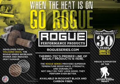 Thermo-Tec Rogue Series