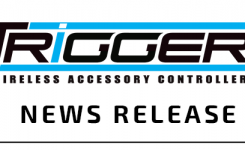 Trigger 4 Plus earns New Product Award at SEMA 2018