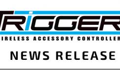 Trigger 4 Plus earns New Product Award at SEMA 2018