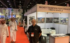 Mickey Thompson Earns U.S. Export Achievement Certificate