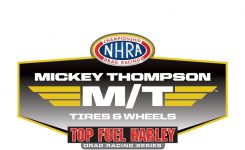 Mickey Thompson Again Backing the Bikes