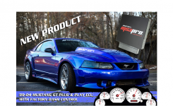 Plug and Play Power for 2003-'04 Mustang SVT Cobra 'Terminators'
