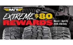 Save Money on Your Next Set of Mickey Thompson Tires