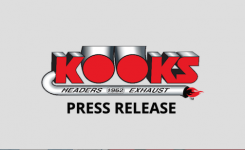 Kooks Introduces Shorty Headers For 2009-2018 RAM Pickups